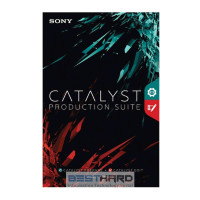 Sony Catalyst Production Suite 5-99 Users [KCATPS10SL1]