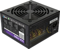 Блок питания Aerocool 750Вт Retail VX-750 ATX v2.3 A.PFC Haswell, fan 12cm, 450mm cable, power cord, PCI-E 6+2P x2/20+4P/4+4P/SATA x6 /MOLEX x3/FDD