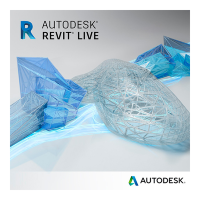 Revit LIVE Commercial Single-user 3-Year Subscription Renewal [02ZJ1-007670-T662]