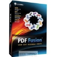 Corel PDF Fusion 1 License Media Pack [LMPCPDFF1MLEU]