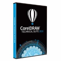 CorelDRAW Technical Suite 2018 Business Single User License [LCCDTS2018ML]