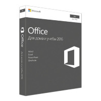 Microsoft Office 2016 Home and Student Mac (x32/x64) All Lng (электронная лицензия) [GZA-00665]