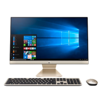 "Моноблок ASUS V241ICUK-BA275T Intel i3-8130U/4Gb/1Tb/23,8""non-touch/UMA/non DVDRW/WL KB mouse/Win 10/Black_Gold"