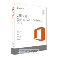 Microsoft Office 2016 Home and Business Mac (x32/x64) All Lng (электронная лицензия) [W6F-00652]