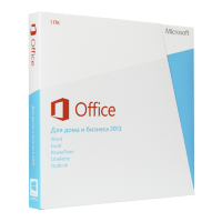 Microsoft Office 2013 Home and Business (x32/x64) All Lng (электронная лицензия) [AAA-02689]
