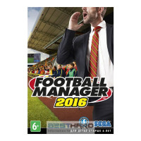Football Manager 2016 [PC, Jewel, русская версия] [1CSC20001890]