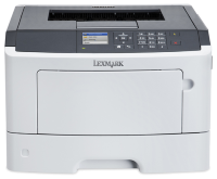 Lexmark Singlefunction Mono Laser MS517dn  ( A4, 42 ppm, 256 Mb, 1 tray 150, USB,  Duplex, Cartridge 3000 pages in box, 1+3y warr. )