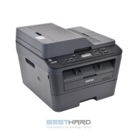 МФУ BROTHER DCP-L2540DNR, A4, лазерный, черный [dcpl2540dnr1]
