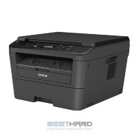 МФУ BROTHER DCP-L2520DWR, A4, лазерный, черный [dcpl2520dwr1]