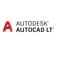AutoCAD LT 2019 Commercial New Single-user ELD Annual Subscription [057K1-WW8695-T548]