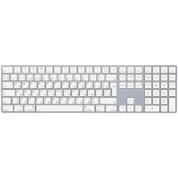 Apple Magic Keyboard with Numeric Keypad - Russian