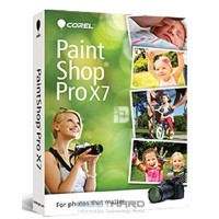 PaintShop Pro X7 ML Mini-Box [PSPX7MLMBEU ]