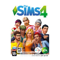 Sims 4 [PC, русская версия] [1CSC20000801]