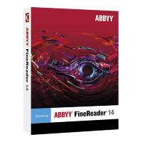 ABBYY FineReader 14 Business 1 year (Per Seat) [AF14-2S4W01-102]