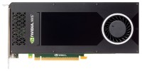 PNY Nvidia NVS 810 4GB PCIE 8xmDP DVI 128-bit DDR3 1024 Cores 8mDP to DP, RETAIL
