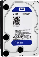 Western Digital HDD SATA-III  2000Gb Blue WD20EZRZ, 5400rpm, 64MB  buffer