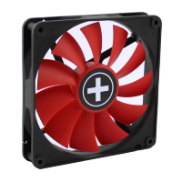 XILENCE Performance C case fan, XPF140.R.PWM, 140mm, Hydro bearing, PWM