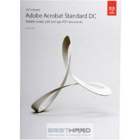 Acrobat Standard DC 2015 Windows Russian Government AOO License TLP (1 - 9,999) [65258477AF01A00]