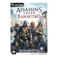Assassin's Creed: Единство [PC, русская версия] [1CSC20001501]