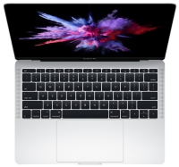 Apple 13-inch MacBook Pro: 2.3GHz dual-core i5, 128GB - Silver [MPXR2RU/A]
