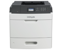 Lexmark Mono Laser MS810dn ( A4, 52 ppm, 512 Mb, 1 tray 550, USB,  Duplex, Cartridge 10000 pages in box, 1y warr. )