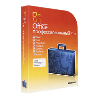 Microsoft Office 2010 Professional (x32/x64) BOX [269-15654]