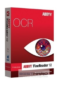 ABBYY FineReader 12 Professional Edition Upgrade Cross Product Version  [AF12-1S3B01-102]