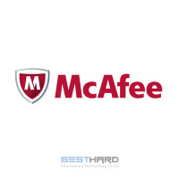 McAfee Complete EP Protect Bus P:1 GL [P+] A 11-25 ProtectPLUS Perpetual License With 1Year Gold Software Support Standard Offering [CEBCDE-AA-AA]