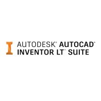 AutoCAD Inventor LT Suite 2019 Commercial New Single-user ELD Annual Subscription
