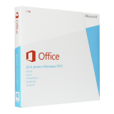 Microsoft Office 2013 Home and Business (x32/x64) BOX [T5D-01763]