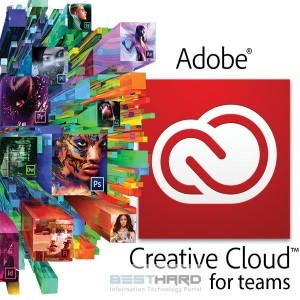 Creative Cloud for teams - All Apps ALL Multiple Platforms Multi European Languages Licensing Subscription [65270773BA01A12]