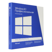 Microsoft Windows 8.1 Professional (x32/x64) BOX [FQC-07349]