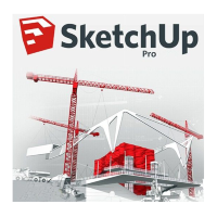 Trimble SketchUp Pro 2018 License Conversions Single User to Network [LICS18NWCONVFEE]