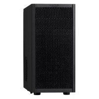 Корпус mATX FRACTAL DESIGN Core 1000, Mini-Tower, без БП,  черный