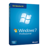 Microsoft Windows 7 Professional SP1 (x32/x64) GGK [6PC-00024]