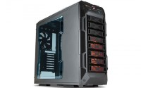 Full Tower InWin BX141 BLack  600W  U2AF4+U3.0  GRONE