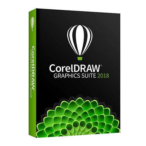 CorelDRAW Graphics Suite 2018 Single User Business License [LCCDGS2018ML]
