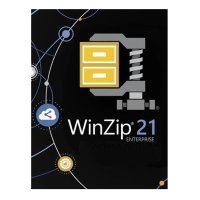 WinZip 21 Enterprise License & CorelSure Mnt (1yr) ML 2-49