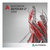 AutoCAD LT for Mac 2018 Commercial New Single-user ELD 2-Year Subscription [827J1-WW5509-T529]