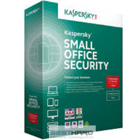 Kaspersky Small Office Security for Personal Computers, Mobiles Russian Edition [KL4133RCEFS]