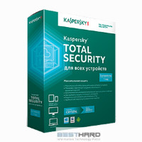 Kaspersky Total Security для бизнеса Russian Edition. 10-14 Node 1 year Base License [KL4869RAKFS]
