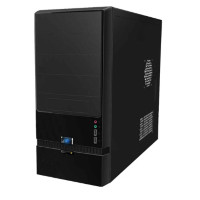 Midi Tower InWin EC022Black 450W  USB+Audio ATX