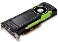 PNY Nvidia Quadro GP100 16GB HBM2 PCIE 4xDP1.4+DVI-D+3pin 3D-Stereo 4096-bit 3584 Cores DDR5 3xDP to DVI-D (SL) adapter+Stereo connector bracket, Retail