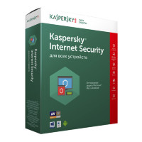 Kaspersky Internet Security Multi-Device лицензия на 1 год на 3 ПК