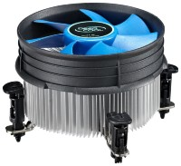 Кулер Fan Cooler for Socket 1156/1155 Intel CPU (Deep Cool Theta 16 PWM) 95W Cuprum