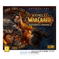 World of Warcraft: Warlords of Draenor (дополнение) [PC, Jewel, русская версия] [1CSC20001198]