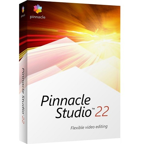 Pinnacle Studio 22 Standard ML EU [PNST22STMLEU]