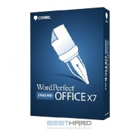WordPerfect Office X7 Standard Single User Lic ML [LCWPX7ML1]