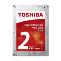 "Toshiba Desktop P300 3.5"" HDD SATA-III   2000Gb, 7200rpm, 64MB buffer"