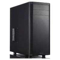 Корпус ATX FRACTAL DESIGN Core 2300, Midi-Tower, без БП,  черный